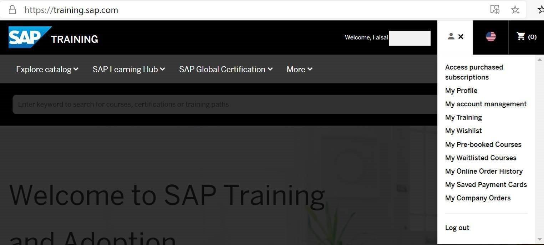 SAP Learning Hub 5